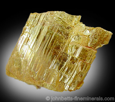 Micaceous Bright Yellow Orpiment