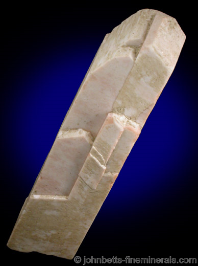 Orthoclase Twin from Baveno