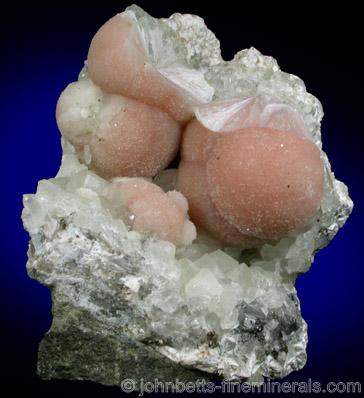 Pink Pectolite Balls