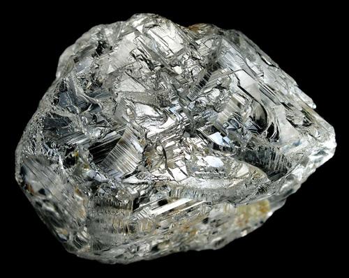 Complex Phenakite Crystal