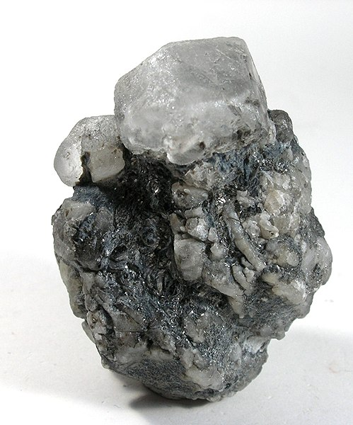 Large Phenakite in Matrix