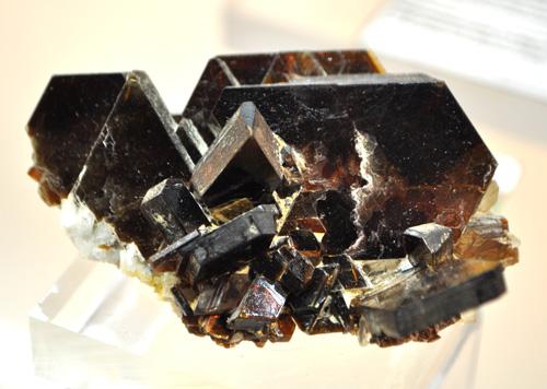 Gemmy Phlogopite Crystals