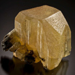 Amber-Colored Phosgenite Crystal
