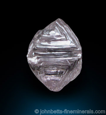 Diamond: The mineral Diamond information and pictures