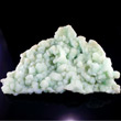 Prehnite Cast After Glauberite