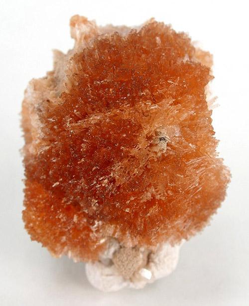 Rare Bright Orange Prehnite