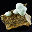 Prehnite Bubbles on Matrix