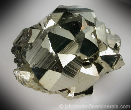 Pyrite Crystal Mass