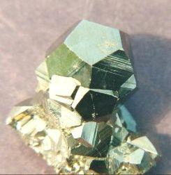 Pyrite Pyritohedron