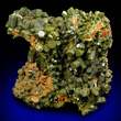 Sharp Pyromorphite Crystals