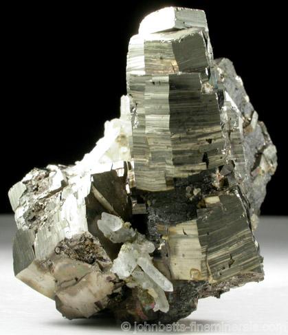 Stacked Pyrrhotite Aggregate