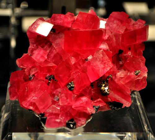 Blood Red Rhodochrosite