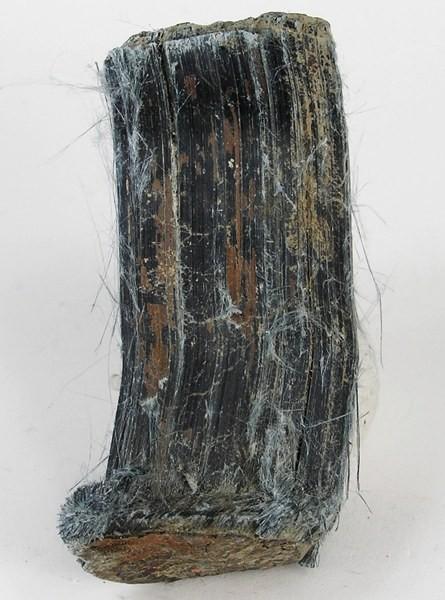 Fibrous Blue Crocidolite
