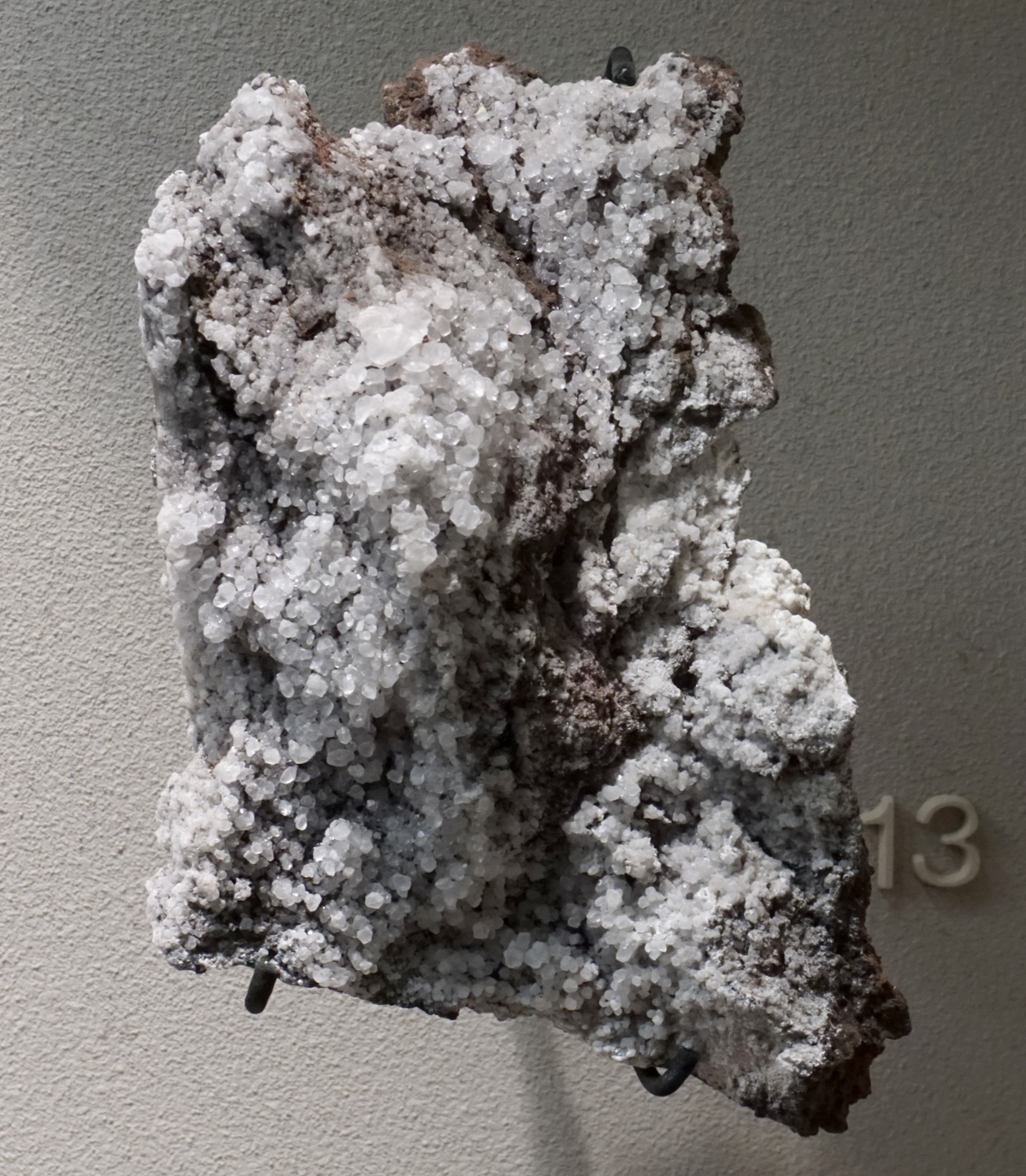 Colorless Sal Ammoniac Crystals