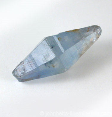 Doubly Terminated Sapphire Crystal