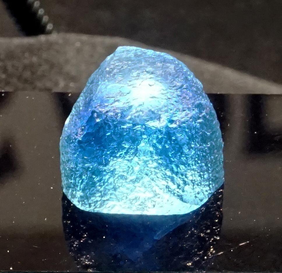Montana Gem Sapphire Crystal