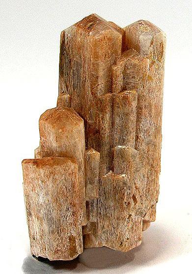 Columnar Scapolite Crystals