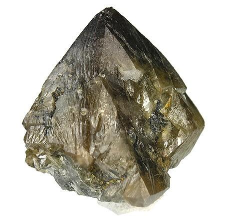 Brownish Scheelite Crystals