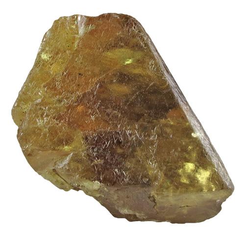 Yellow-Orange Scheelite