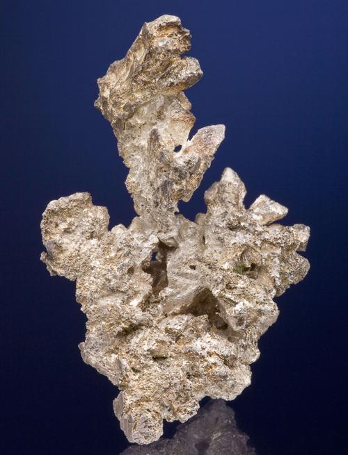 Dendritic Silver Crystals