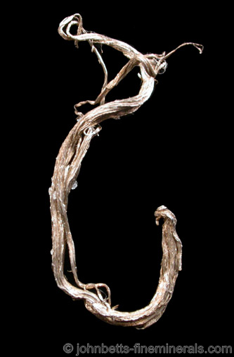 Twisted Silver Wire