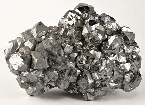 Skutterudite Crystal Cluster