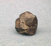 Distorted Sphalerite crystal