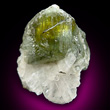 Green Transparent Sphalerite