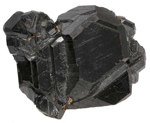 Complex Sphalerite Crystal