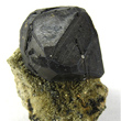 Sharp Sphalerite on Matrix