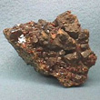 Dark Red Sphalerite Cluster