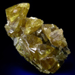 Yellow Gemmy Sphalerite