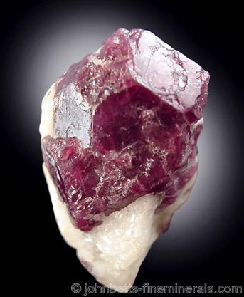 Afghani Spinel Crystal