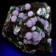 Purple Strengite Balls