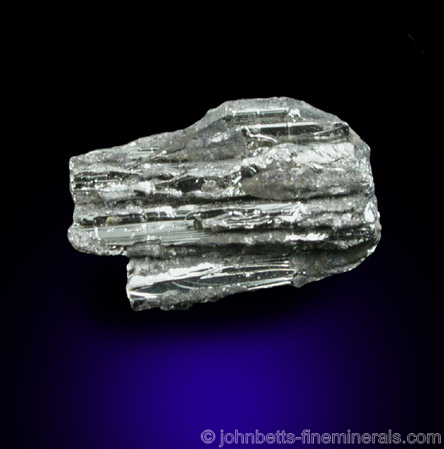 Lathlike Sylvanite Crystals