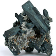 Tennantite Pseudomorph After Azurite