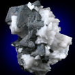 Tennantite Crystals with Dolomite