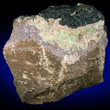 Tephroite, Willemite, Franklinite