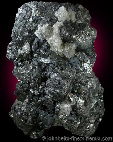 Tetrahedrite with Bournonite