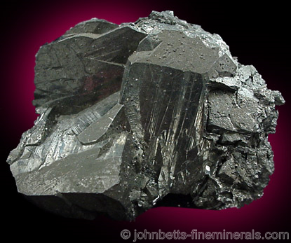 Large Bronze-Colored Tetrahedrite Crystals