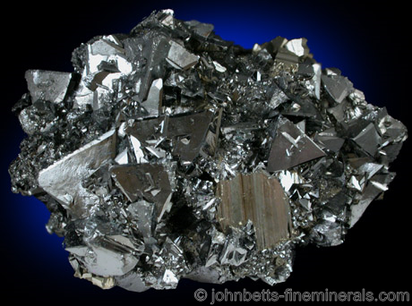 Lustrous Tetrahedrite with Pyrite