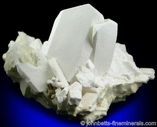 Tincalconite Pseudomorph after Borax