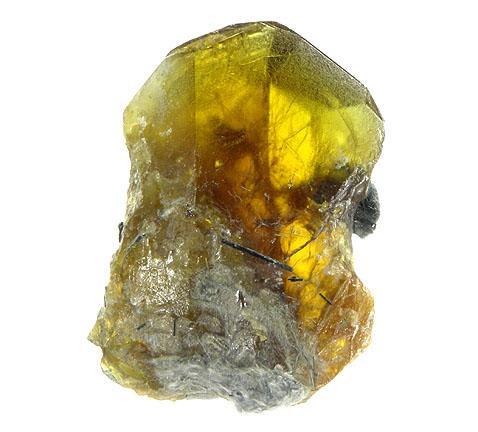 Honey Yellow Titanite