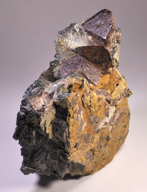 Wedge-Shaped Brown Titanite