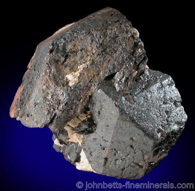 Interconnected Brown Titanite