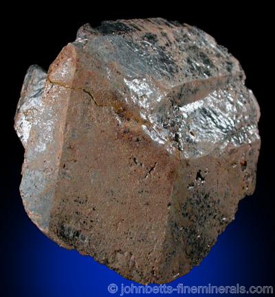 Flattened Titanite Floater Crystal