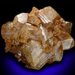 Yellowish Topaz Crystal Cluster