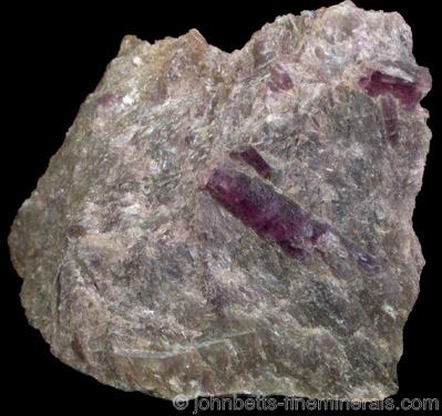 Large Hexagonite Crystal