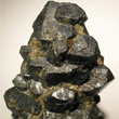 Uraninite Crystal Mass