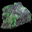 Uvarovite with Chromite